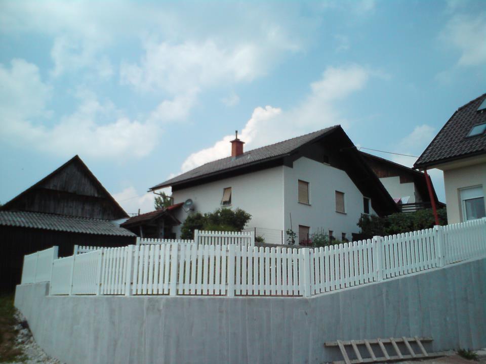 Leskovplast ograje, karnise, Škofljica gallery photo no.7