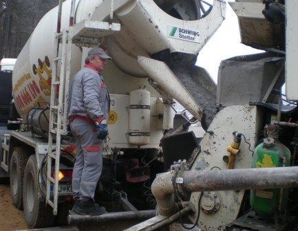 Halo beton, proizvodnja betona, Trebnje, Dolenjska gallery photo no.2