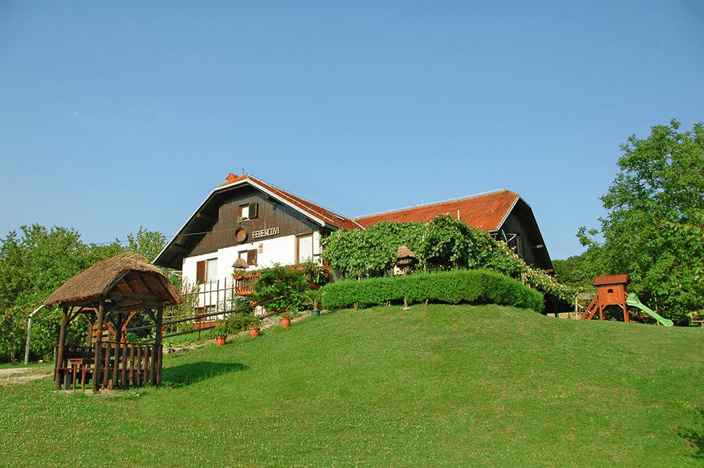 Turistična kmetija Ferencovi, Cankova, Prekmurje gallery photo no.0