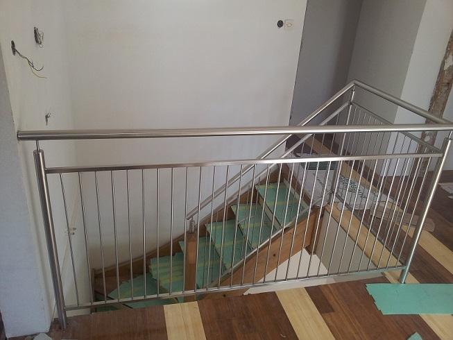 Ograje, nadstrešek in kovinske stopnice Roman Orehek, Litija gallery photo no.3