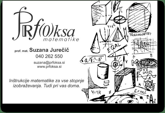 Prfoksa INŠTRUKCIJE MATEMATIKE, Krško gallery photo no.0
