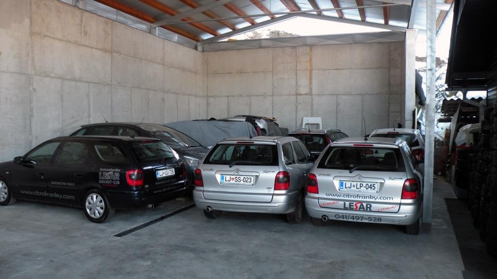 Citroen servis, Prodaja rabljenih vozil Citroen, Peugeot, Lesar, Grosuplje gallery photo no.9