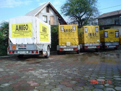 Izposoja prikolic AMIGO Maribor, ciscenje fasad, streh, tlakovcev Maribor gallery photo no.4
