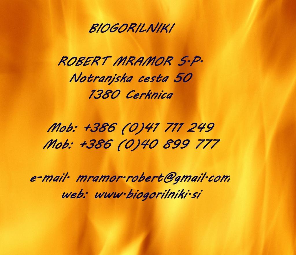 Biogorilniki, gorilniki na biomaso, Cerknica gallery photo no.0