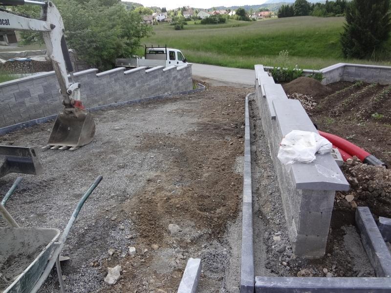 M-Gradnje, tlakovanje dvorišč, prenova kopalnic, Godovič gallery photo no.5