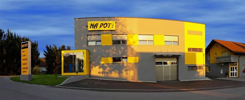 NA POT, trgovina za centralno kurjavo in vodovod, Ljubljana gallery photo no.0