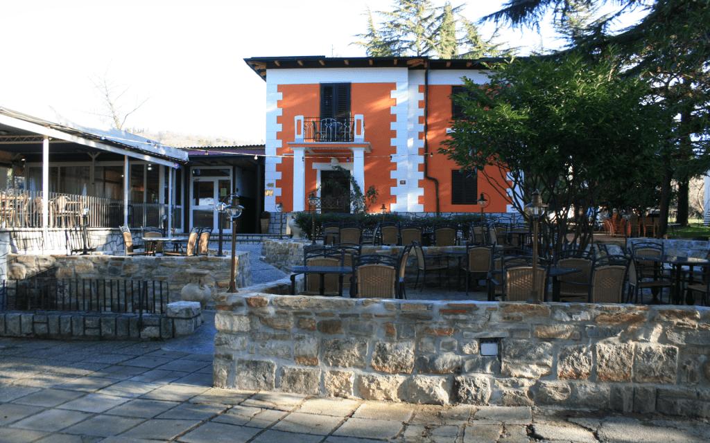 Restavracija, Motel Sv. Katarina, Ankaran gallery photo no.0