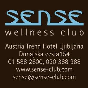 Sense Wellness Club, Ljubljana gallery photo no.0