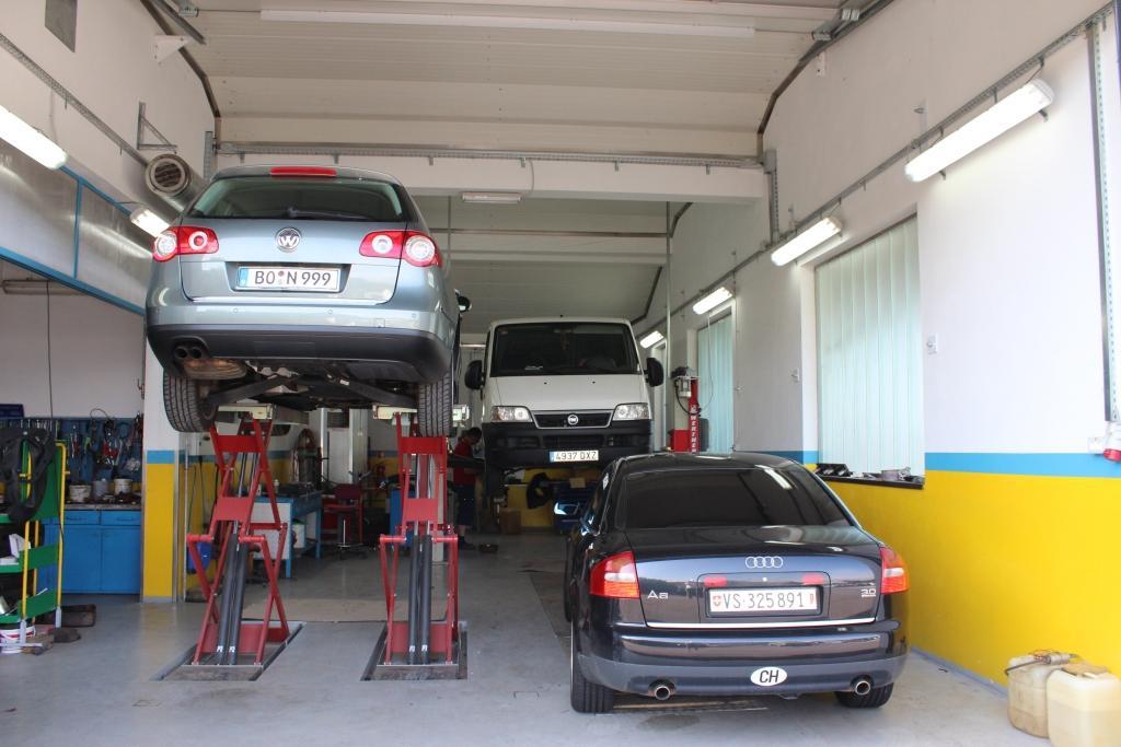 Avto Martinčič, Popravilo avtomobila po toči, Ilirska Bistrica, Obala Kras gallery photo no.2