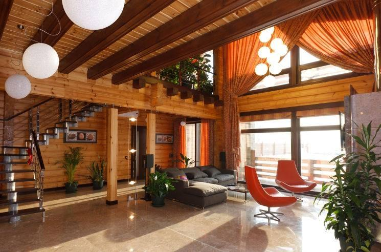 Svetovne brunarice KONTIO, lesene hiše, Trebnje gallery photo no.13