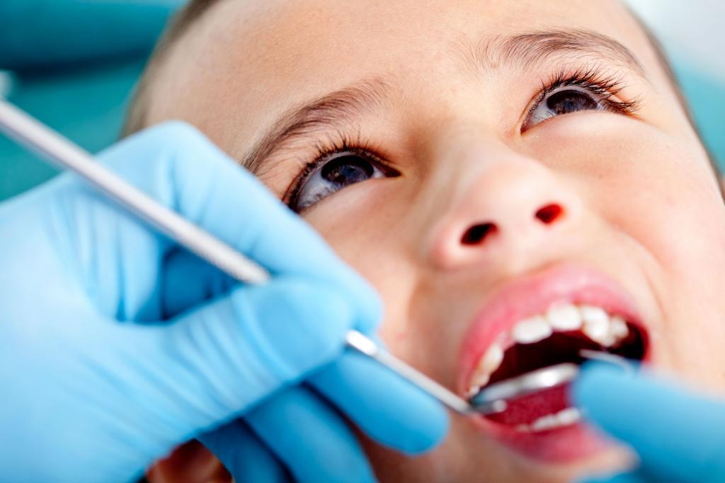 Zasebna zobna ordinacija Zaplotnik, Otroško zobozdravstvo Tržič gallery photo no.2
