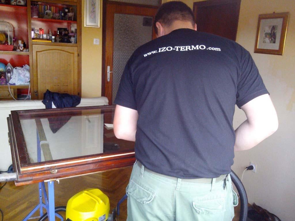 Izo-termo, Vzdrževanje objektov, Tesnenje, Vinica gallery photo no.0