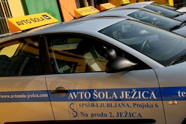 Avtošola Ježica, Ljubljana gallery photo no.9