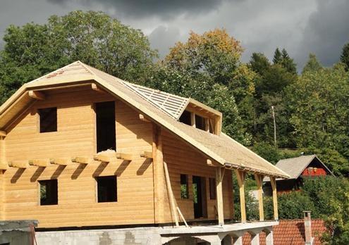 Dstg, Tesarstvo in krovstvo, streha, Kranj, Gorenjska gallery photo no.3