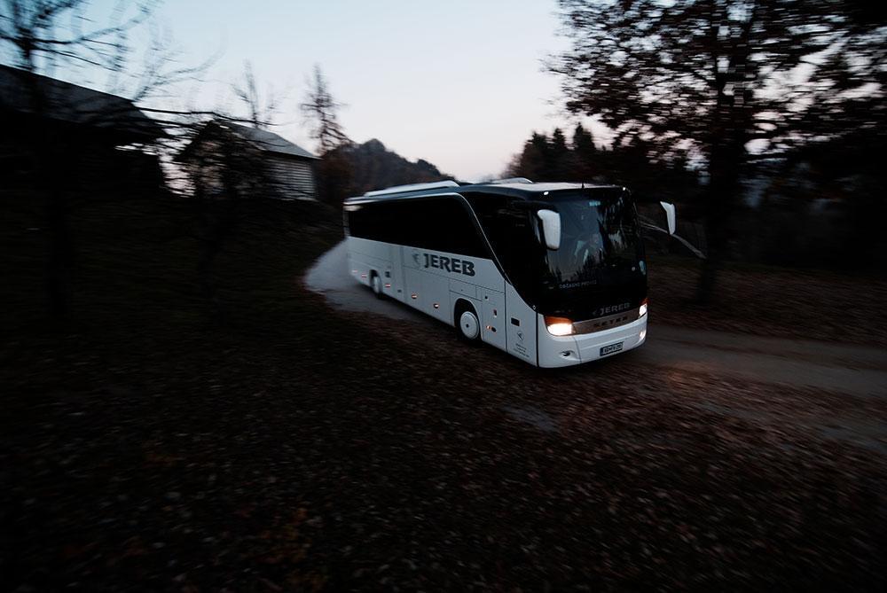 Avtobusni prevozi Jereb, Ljubljana gallery photo no.5