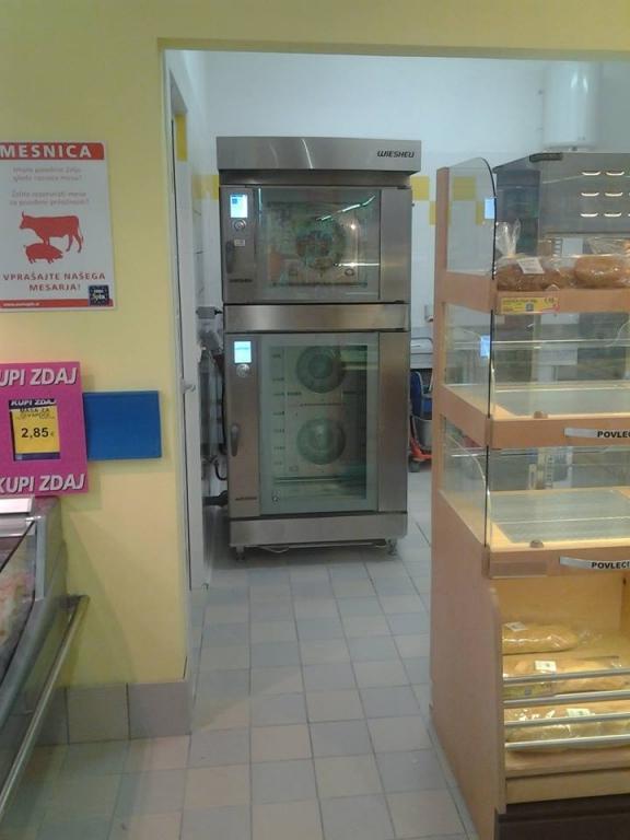 Stroji in oprema za pekarstvo ŽIV - ING, Slovenska Bistrica gallery photo no.2