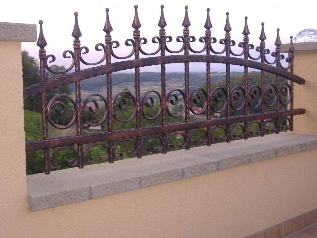 Kovane ograje, Varjenje vijakov, Klokočovnik, Slovenske Konjice, Štajerska gallery photo no.1