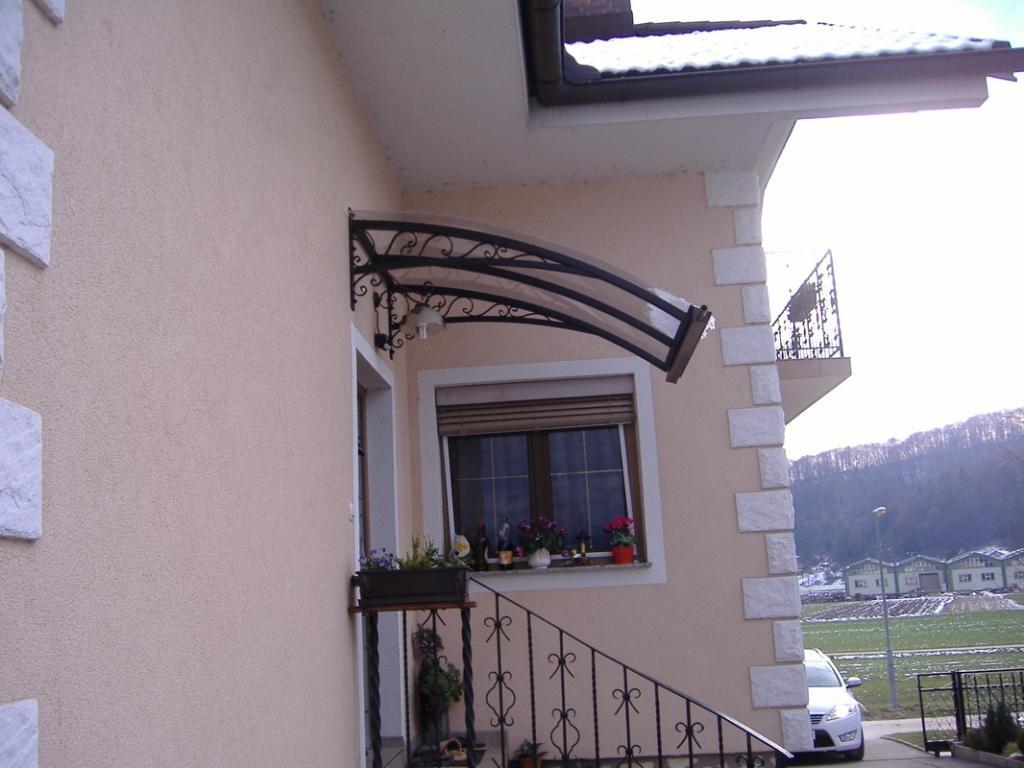 Kovane ograje, Varjenje vijakov, Klokočovnik, Slovenske Konjice, Štajerska gallery photo no.17