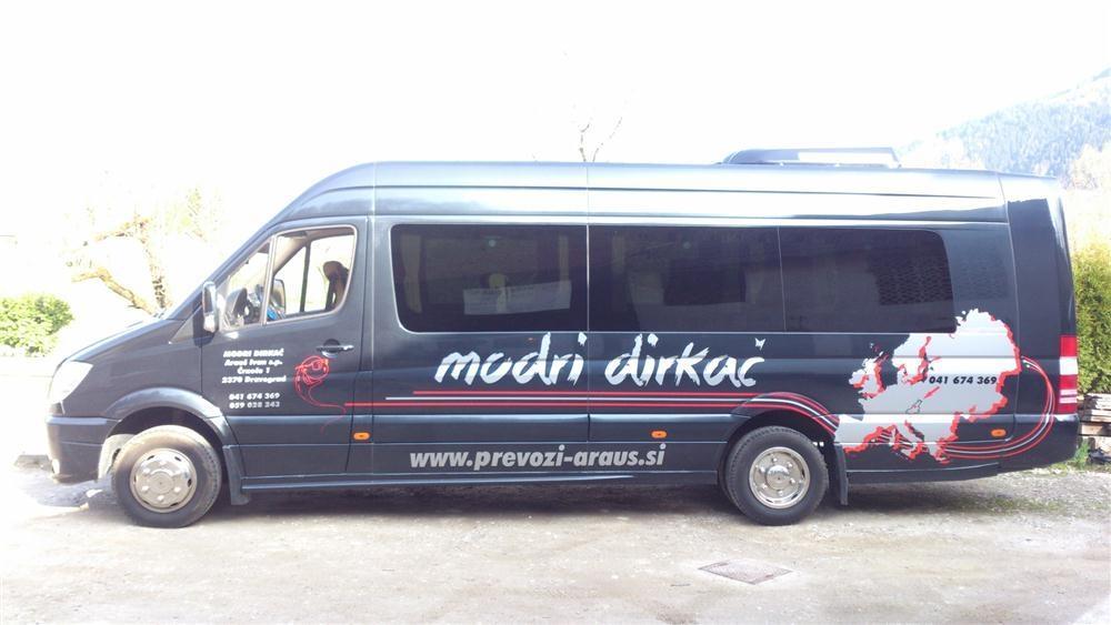 Avtoprevozništvo Modri dirkač, Dravograd gallery photo no.11