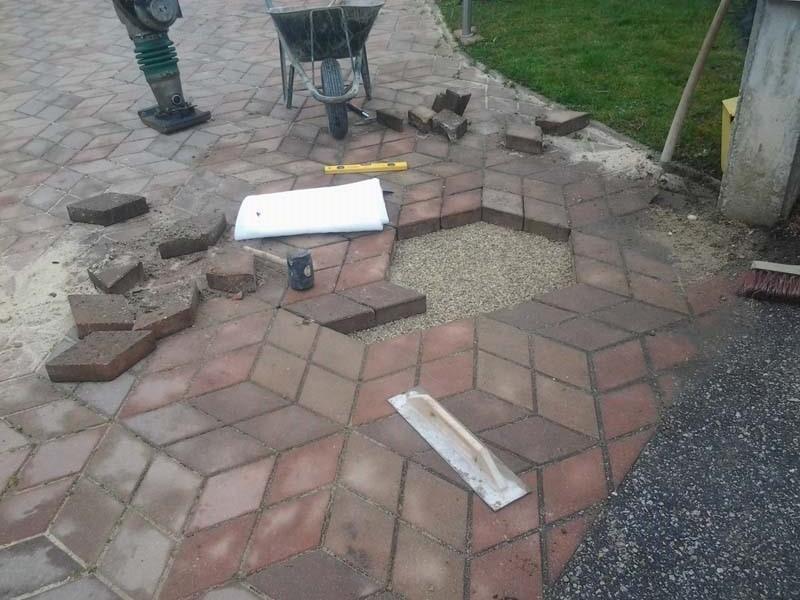 Gradbena dela, tlakovanje, izkopi, MOG Slekovec d.o.o., Pomurje gallery photo no.10