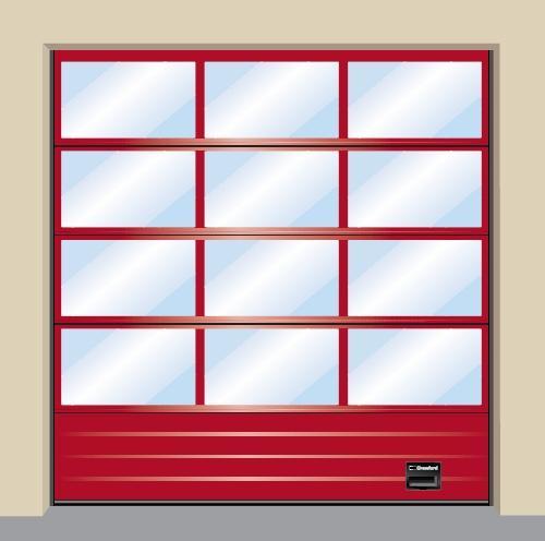 Servis garažnih vrat, Servis industrijskih vrat gallery photo no.7