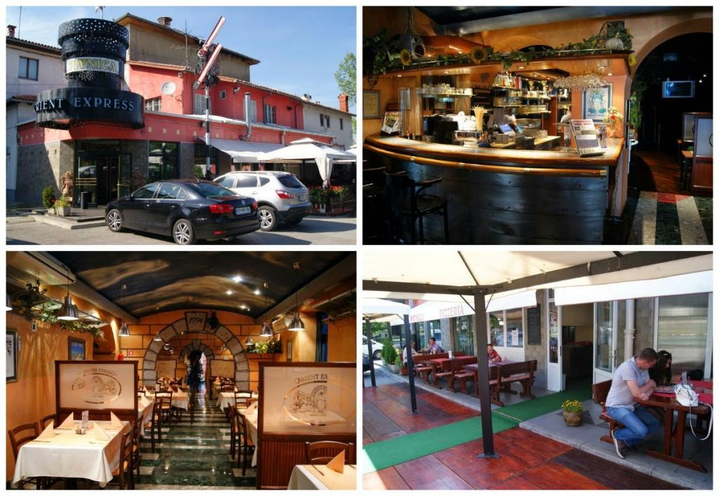 Pizzerija in pivnica Orient Express, Divača gallery photo no.2