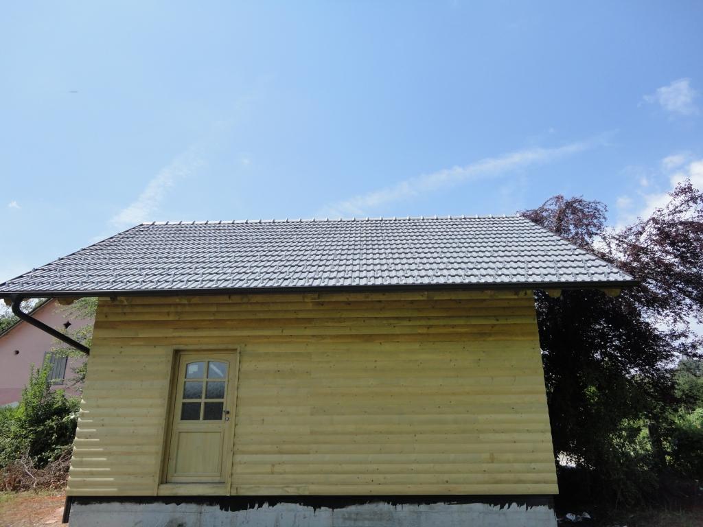 Dstg, Tesarstvo in krovstvo, streha, Kranj, Gorenjska gallery photo no.2