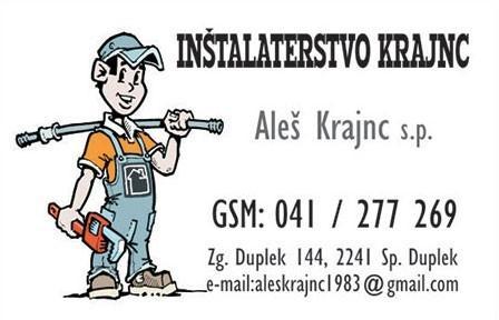 Inštalaterstvo Krajnc - Maribor gallery photo no.0