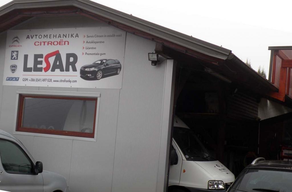 Citroen servis, Prodaja rabljenih vozil Citroen, Peugeot, Lesar, Grosuplje gallery photo no.1