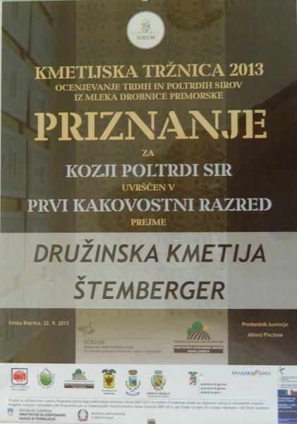 Družinska kmetija Štemberger, gozdne gobe, meso eko jagnjetinje, Ilirska Bistrica gallery photo no.6