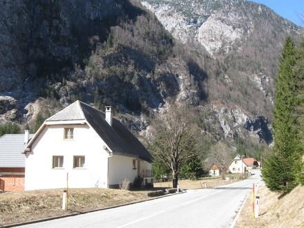 Počitniška hiša za Vršičem, Trenta gallery photo no.7