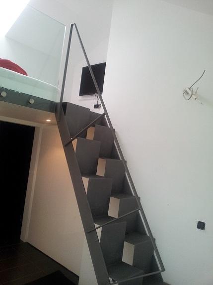Ograje, nadstrešek in kovinske stopnice Roman Orehek, Litija gallery photo no.1