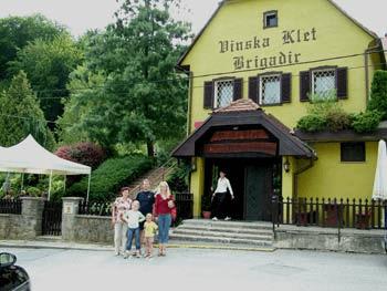 Vinska klet Brigadir, Maribor gallery photo no.2