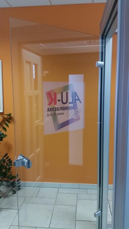 ALU fasade, ALU polkna, kvalitetna vhodna vrata, kvalitetna drsna vrata, kvalitetna steklena vrata - ALU-K gallery photo no.14