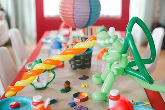 Animacija za otroke, Hiša zabave, Pustotnik gallery photo no.1