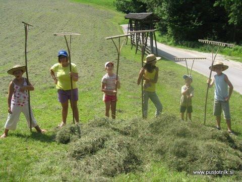 Animacija za otroke, Hiša zabave, Pustotnik gallery photo no.6
