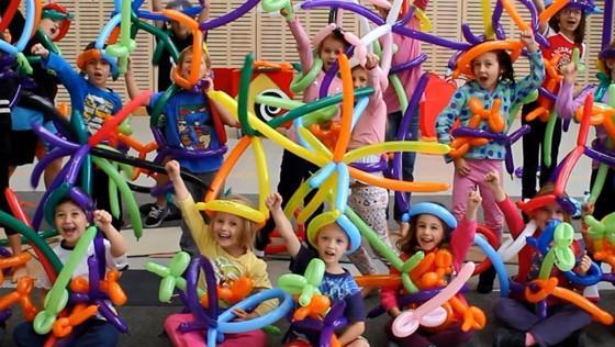 Animacija za otroke, Hiša zabave, Pustotnik gallery photo no.8