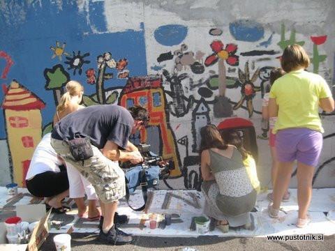 Animacija za otroke, Hiša zabave, Pustotnik gallery photo no.28