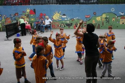 Animacija za otroke, Hiša zabave, Pustotnik gallery photo no.35