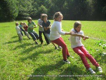 Animacija za otroke, Hiša zabave, Pustotnik gallery photo no.40