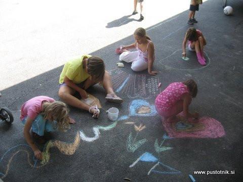 Animacija za otroke, Hiša zabave, Pustotnik gallery photo no.56