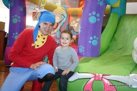 Animacija za otroke, Hiša zabave, Pustotnik gallery photo no.57