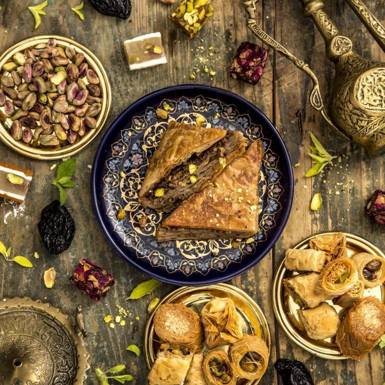 Arabska hrana, Bližnj vzhod, Dostava hrane Abi Falafel, Ljubljana gallery photo no.20