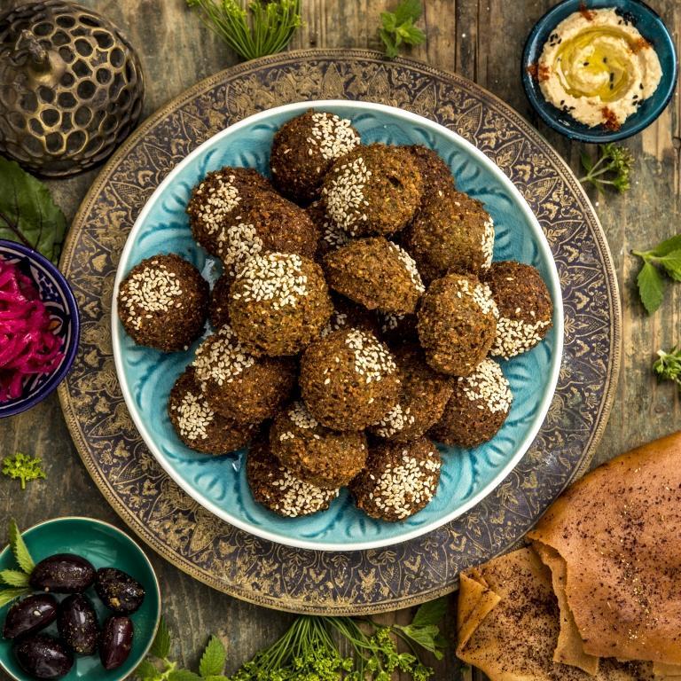 Arabska hrana, Bližnj vzhod, Dostava hrane Abi Falafel, Ljubljana gallery photo no.21