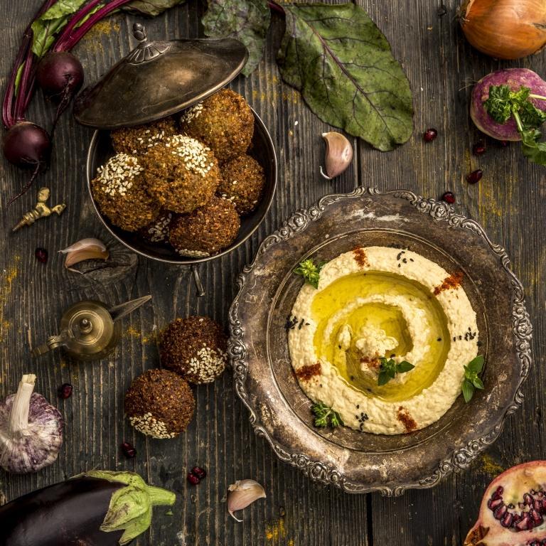 Arabska hrana, Bližnj vzhod, Dostava hrane Abi Falafel, Ljubljana gallery photo no.22