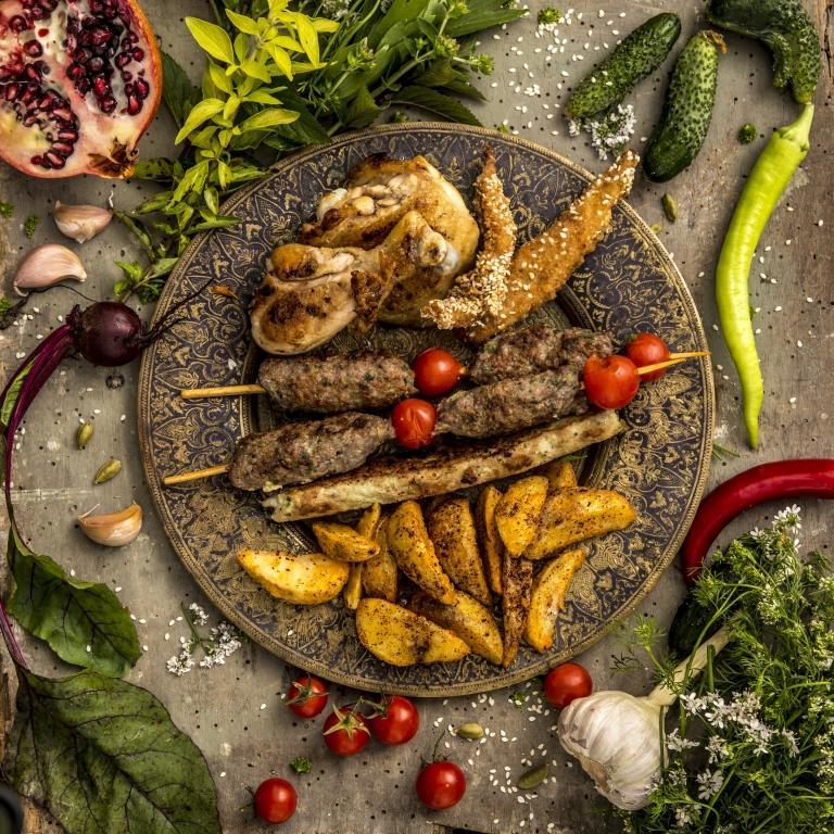 Arabska hrana, Bližnj vzhod, Dostava hrane Abi Falafel, Ljubljana gallery photo no.23