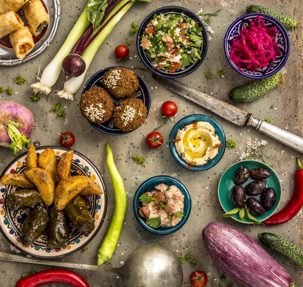 Arabska hrana, Bližnj vzhod, Dostava hrane Abi Falafel, Ljubljana gallery photo no.24
