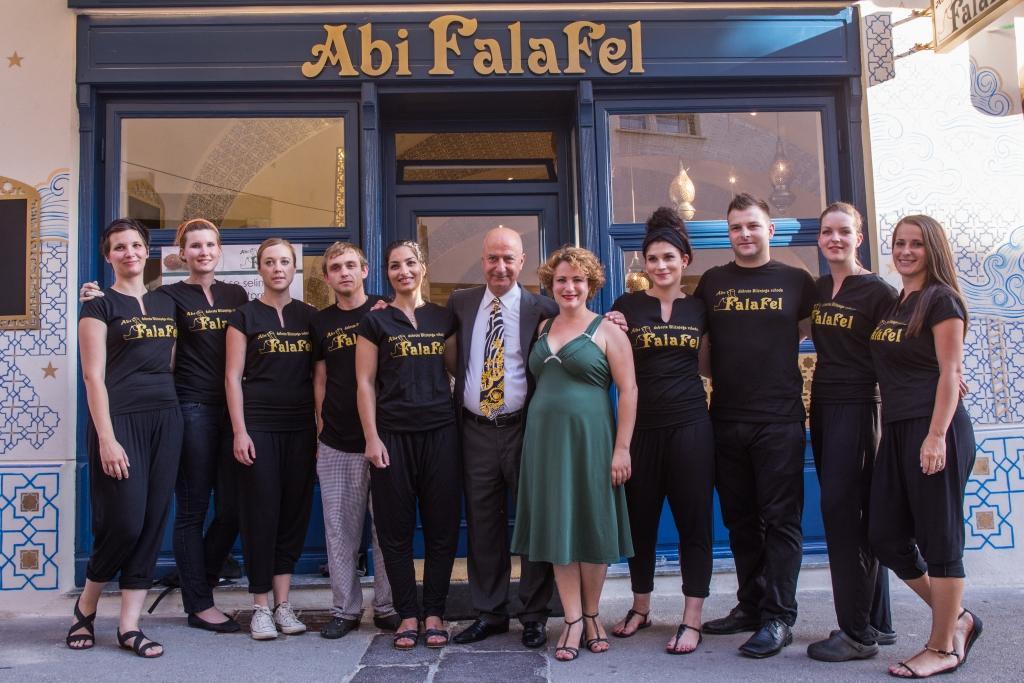 Arabska hrana, Bližnj vzhod, Dostava hrane Abi Falafel, Ljubljana gallery photo no.26