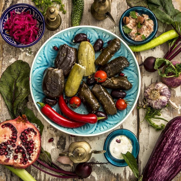 Arabska hrana, Bližnj vzhod, Dostava hrane Abi Falafel, Ljubljana gallery photo no.27