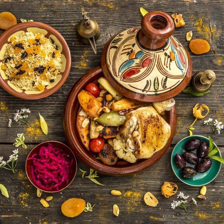 Arabska hrana, Bližnj vzhod, Dostava hrane Abi Falafel, Ljubljana gallery photo no.28